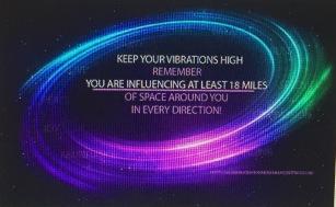 Vibrational Influence