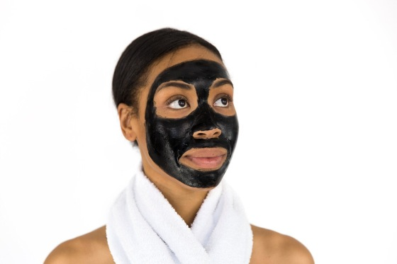 Quick, Easy, DIY, Charcoal, Mask, Recipe, Detox