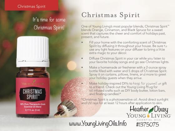 Young Living Christmas Spirit