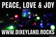 Peace, Love & Joy