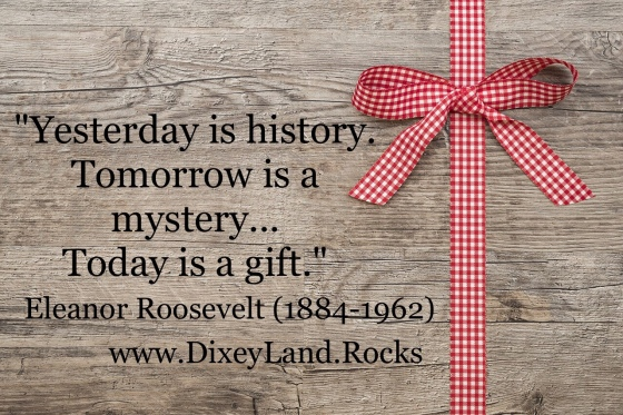 History, Mystery, Gift